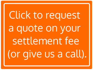 Settlement Agent Quote