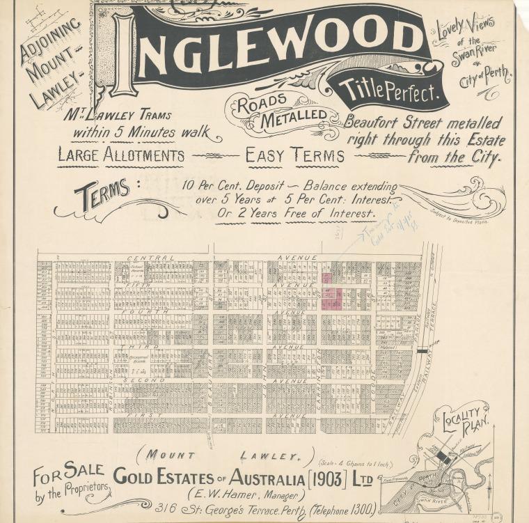 Inglewood Gold Estates