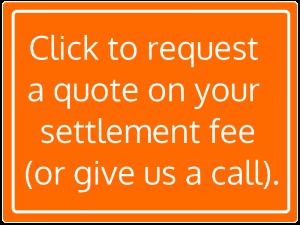 Settlement Agent Quote