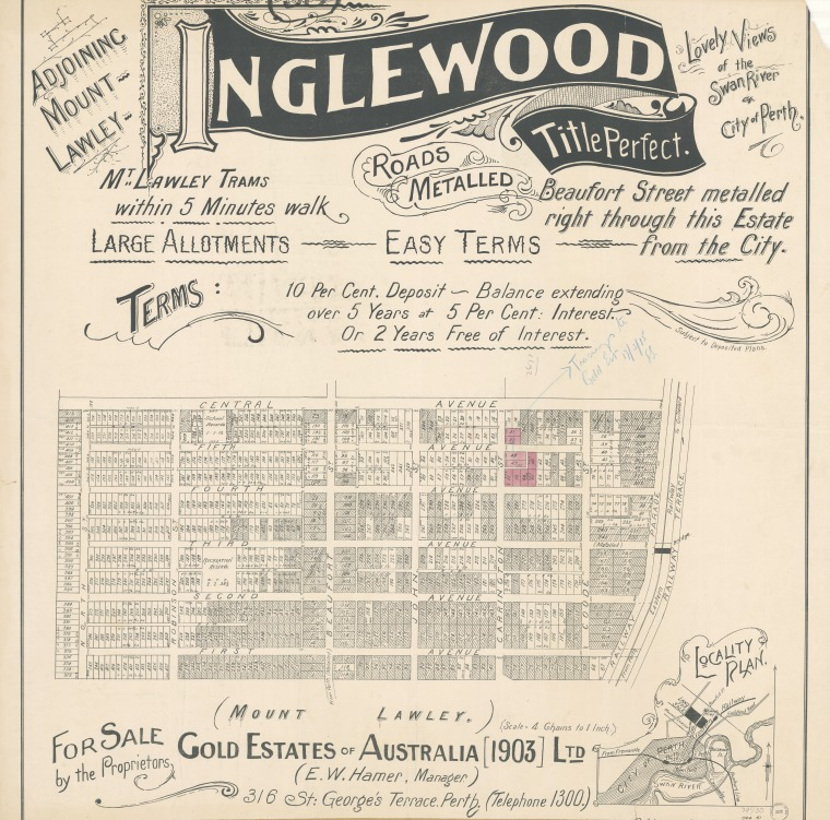 Inglewood Gold Estates