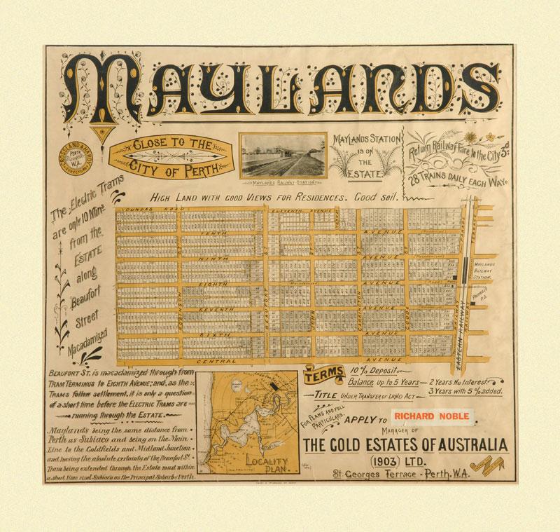 Settlement agent maylands