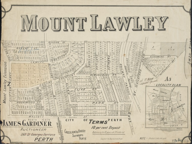 Settlement Agent  Mount Lawley